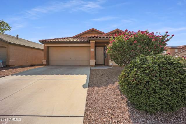2020 S 160TH Drive, Goodyear, AZ 85338 (MLS #6259780) :: Yost Realty Group at RE/MAX Casa Grande