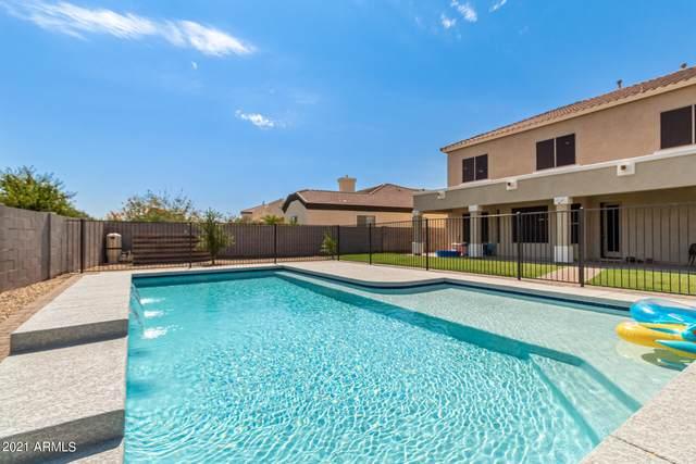 4320 W Pearce Road, Laveen, AZ 85339 (MLS #6259790) :: Hurtado Homes Group