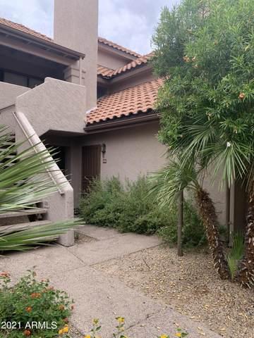 1211 N Miller Road #136, Scottsdale, AZ 85257 (MLS #6259942) :: Jonny West Real Estate
