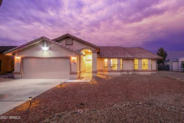 3137 Player Avenue, Sierra Vista, AZ 85650 (MLS #6260250) :: Midland Real Estate Alliance