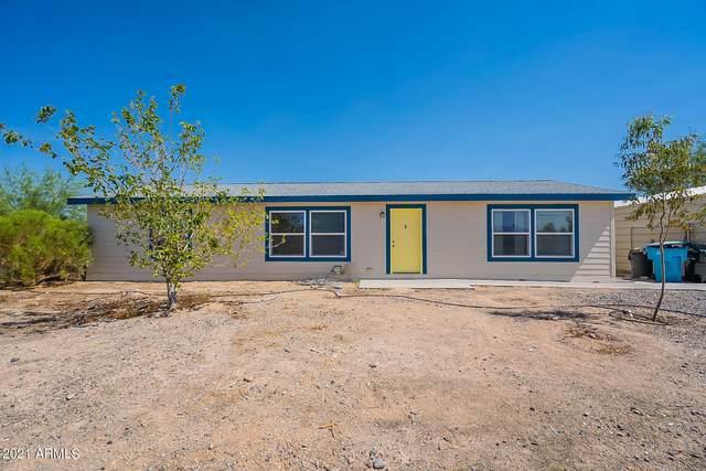 2902 E Marco Polo Road, Phoenix, AZ 85050 (MLS #6260294) :: Maison DeBlanc Real Estate