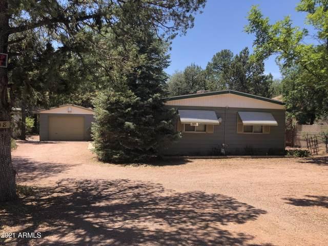 1208 N Easy Street, Payson, AZ 85541 (MLS #6260312) :: West Desert Group | HomeSmart
