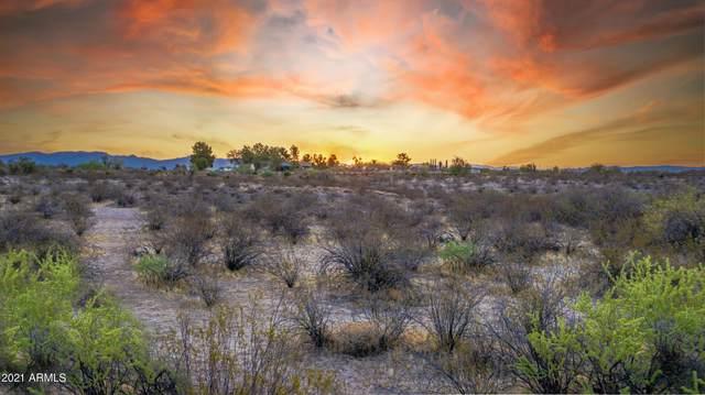35125 S Antelope Creek Road, Wickenburg, AZ 85390 (MLS #6260496) :: The Garcia Group