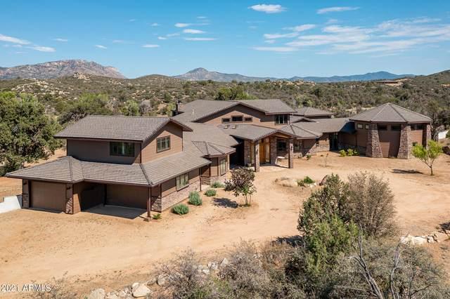 8601 N Calle Diamante, Skull Valley, AZ 86338 (MLS #6260797) :: Yost Realty Group at RE/MAX Casa Grande
