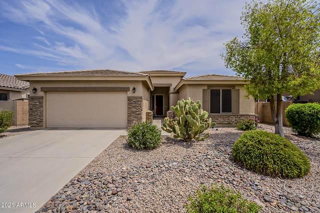 2574 E San Isido Trail, Casa Grande, AZ 85194 (MLS #6261145) :: Yost Realty Group at RE/MAX Casa Grande