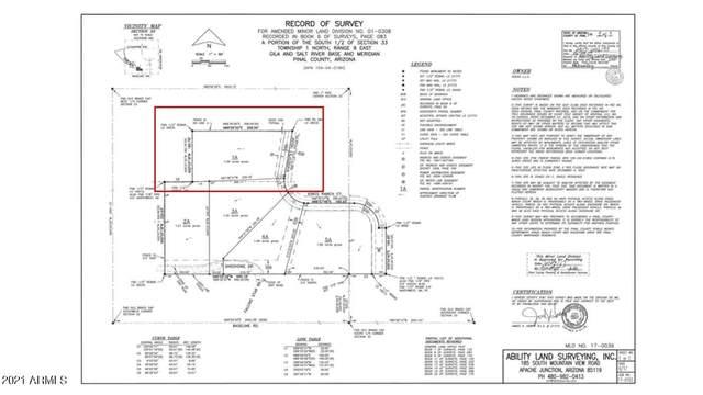 0000 S Kings Ranch Road, Gold Canyon, AZ 85118 (MLS #6261167) :: Conway Real Estate