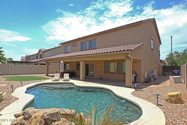 5887 S Tucana Lane, Gilbert, AZ 85298 (MLS #6261388) :: Yost Realty Group at RE/MAX Casa Grande