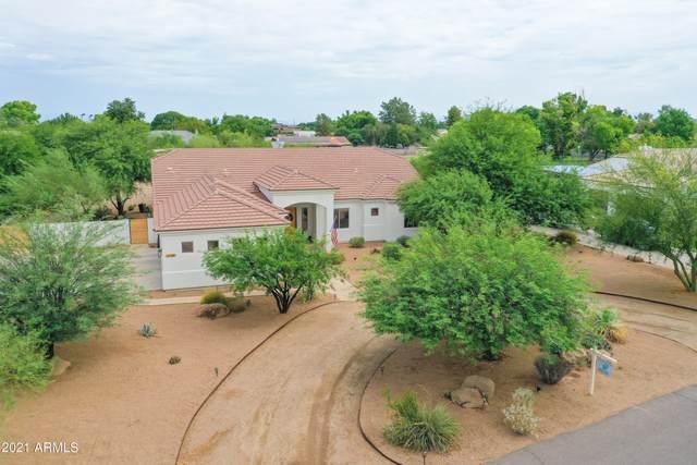 2108 E Maplewood Street, Gilbert, AZ 85297 (MLS #6261469) :: Service First Realty