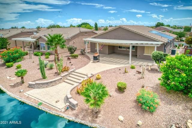 19746 N Swan Court, Maricopa, AZ 85138 (MLS #6261502) :: Yost Realty Group at RE/MAX Casa Grande