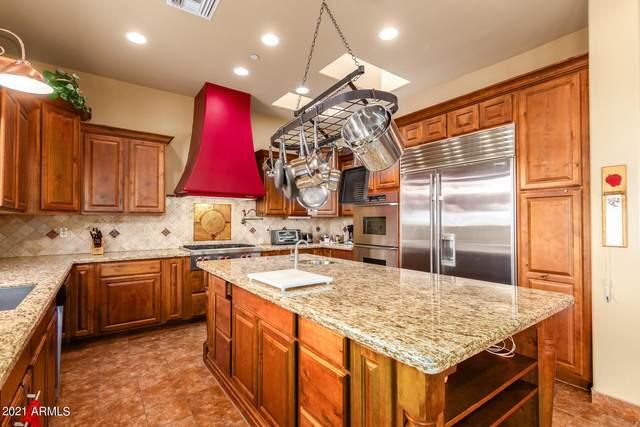 6737 E Rockaway Hills Drive, Cave Creek, AZ 85331 (MLS #6261684) :: Elite Home Advisors