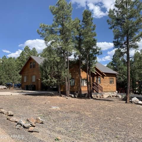 875 Little Bear Loop, Lakeside, AZ 85929 (MLS #6261725) :: Executive Realty Advisors