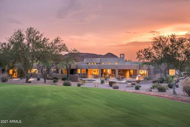 6911 E Gray Fox Court, Gold Canyon, AZ 85118 (MLS #6262007) :: Fred Delgado Real Estate Group