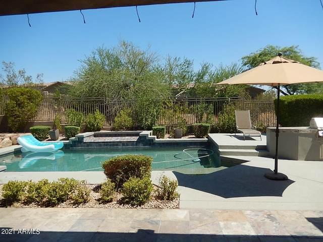10731 E Redfield Road, Scottsdale, AZ 85255 (MLS #6262090) :: Executive Realty Advisors