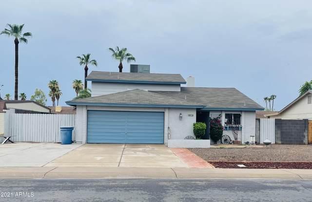1808 W Curry Drive, Chandler, AZ 85224 (MLS #6262093) :: Yost Realty Group at RE/MAX Casa Grande