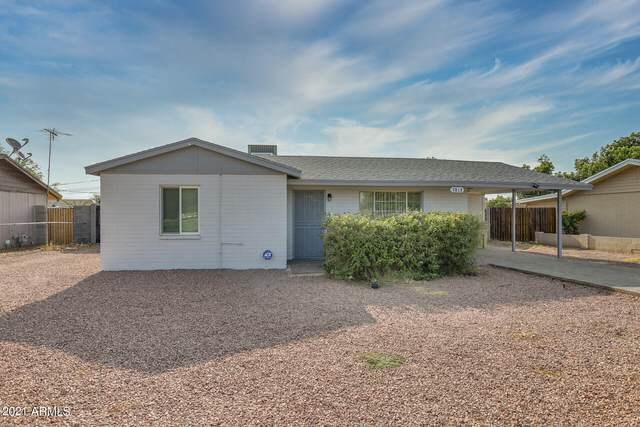 7813 N 61ST Avenue, Glendale, AZ 85301 (MLS #6262354) :: The Laughton Team