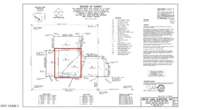 0000 S Kings Ranch Road, Gold Canyon, AZ 85118 (MLS #6262380) :: Conway Real Estate