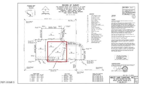 0000 S Kings Ranch Road, Gold Canyon, AZ 85118 (MLS #6262396) :: Conway Real Estate