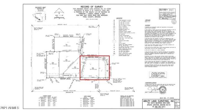 0000 S Kings Ranch Road, Gold Canyon, AZ 85118 (MLS #6262405) :: Conway Real Estate