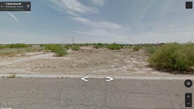 13152 S Altura Lane, Arizona City, AZ 85123 (MLS #6262507) :: Yost Realty Group at RE/MAX Casa Grande