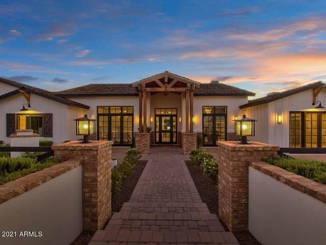 4525 E Lafayette Boulevard, Phoenix, AZ 85018 (MLS #6262539) :: CANAM Realty Group