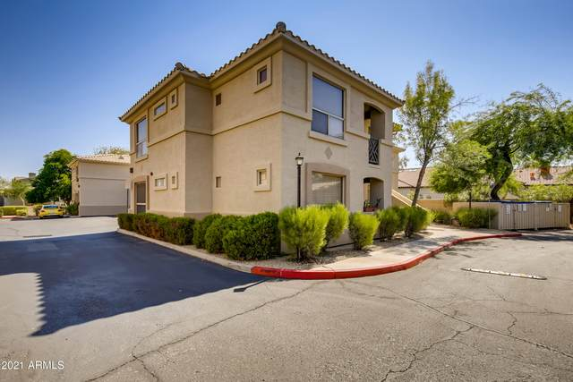9550 E Thunderbird Road #214, Scottsdale, AZ 85260 (MLS #6262564) :: ASAP Realty