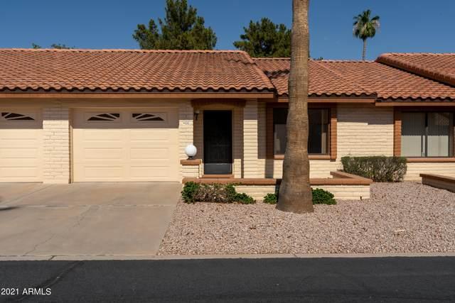 7755 E Laguna Azul Avenue #215, Mesa, AZ 85209 (MLS #6262592) :: Klaus Team Real Estate Solutions
