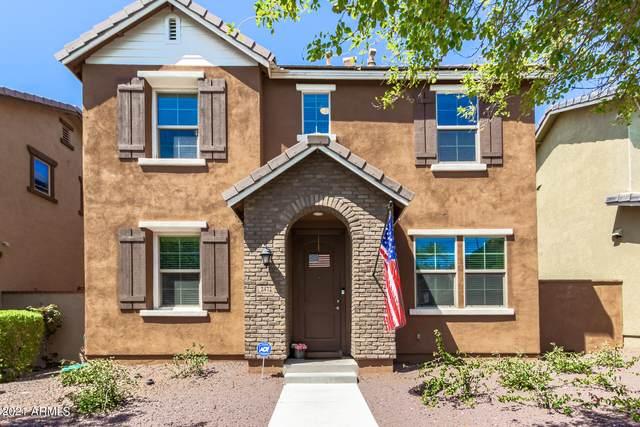 2472 N Eastview Way, Buckeye, AZ 85396 (MLS #6262730) :: Yost Realty Group at RE/MAX Casa Grande