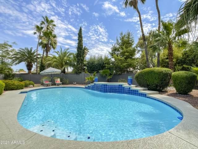 6511 E Eugie Terrace, Scottsdale, AZ 85254 (MLS #6262800) :: The Carin Nguyen Team