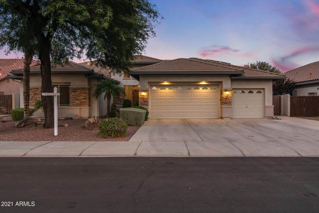 22129 N 80Th Dr Drive, Peoria, AZ 85383 (MLS #6262880) :: Arizona Home Group