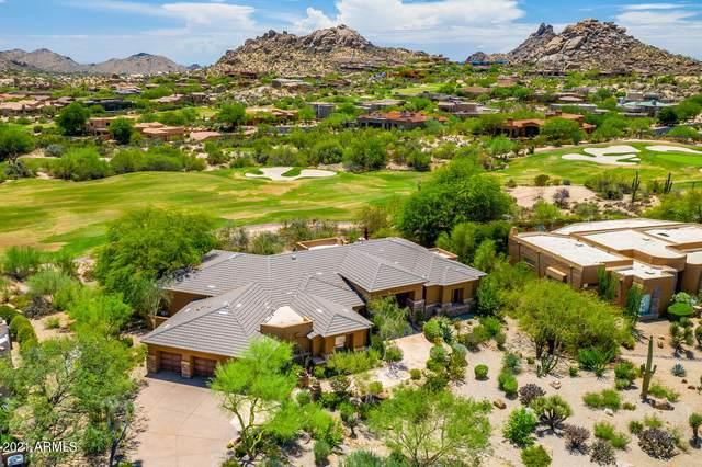 10735 E Mark Lane, Scottsdale, AZ 85262 (MLS #6263039) :: Yost Realty Group at RE/MAX Casa Grande