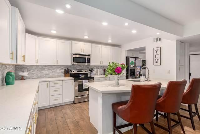 5132 N 31ST Way #116, Phoenix, AZ 85016 (MLS #6263168) :: Conway Real Estate