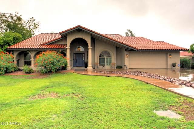 1538 E Jeanine Drive, Tempe, AZ 85284 (MLS #6263214) :: Yost Realty Group at RE/MAX Casa Grande