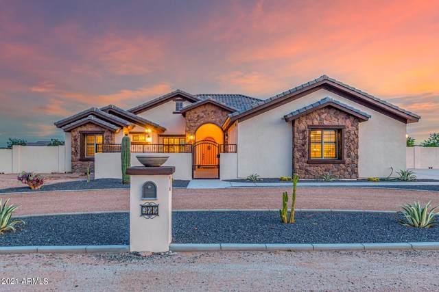 499 W Triboulet Lane, San Tan Valley, AZ 85143 (MLS #6263261) :: The Ellens Team