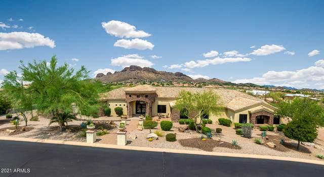 4844 S Pura Vida Way, Gold Canyon, AZ 85118 (MLS #6263400) :: The Daniel Montez Real Estate Group