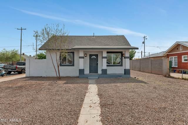 337 N 13TH Street, Phoenix, AZ 85006 (MLS #6263423) :: Yost Realty Group at RE/MAX Casa Grande