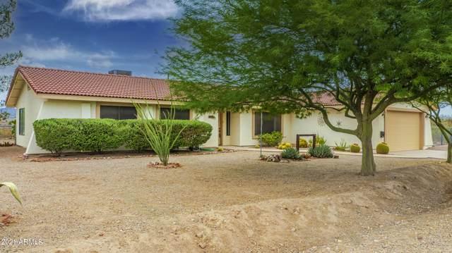 685 N Horseshoe Trail, Wickenburg, AZ 85390 (MLS #6263473) :: Executive Realty Advisors