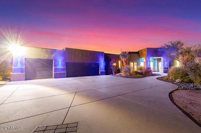 23214 N 95TH Place, Scottsdale, AZ 85255 (MLS #6263492) :: Elite Home Advisors