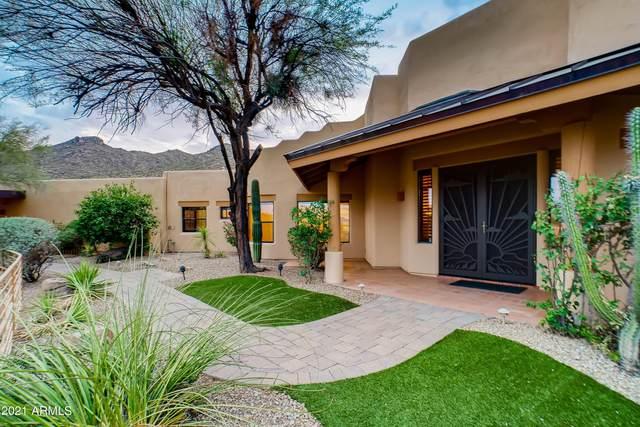 37450 N Never Mind Trail, Carefree, AZ 85377 (MLS #6263530) :: Elite Home Advisors