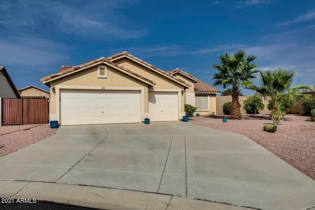 16196 N 159TH Avenue, Surprise, AZ 85374 (MLS #6263705) :: Executive Realty Advisors