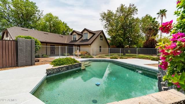 8366 S Grandview Avenue, Tempe, AZ 85284 (MLS #6263794) :: CANAM Realty Group