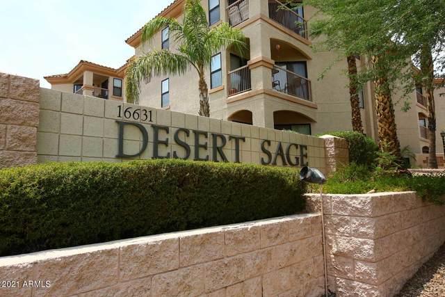 16631 E El Lago Boulevard #202, Fountain Hills, AZ 85268 (MLS #6263955) :: Long Realty West Valley