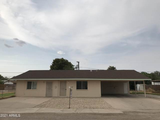 502 E Roosevelt Avenue, Buckeye, AZ 85326 (MLS #6263983) :: Dave Fernandez Team | HomeSmart