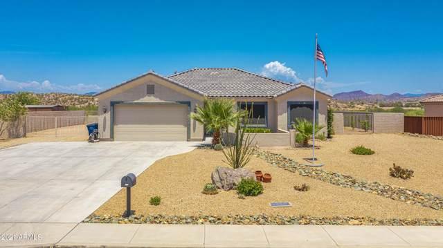 970 W Mclean Drive, Wickenburg, AZ 85390 (MLS #6264085) :: Jonny West Real Estate