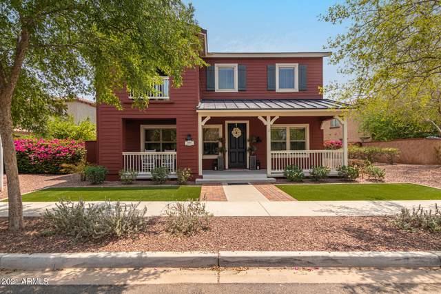 3853 N Springfield Street, Buckeye, AZ 85396 (MLS #6264134) :: Long Realty West Valley