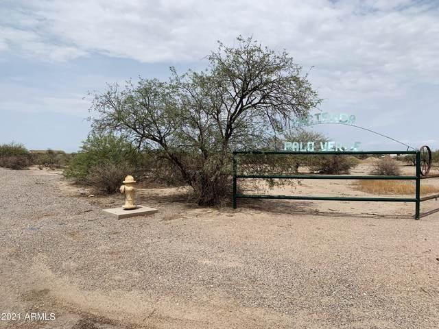 7462 W Alsdorf Road, Arizona City, AZ 85123 (MLS #6264205) :: Executive Realty Advisors