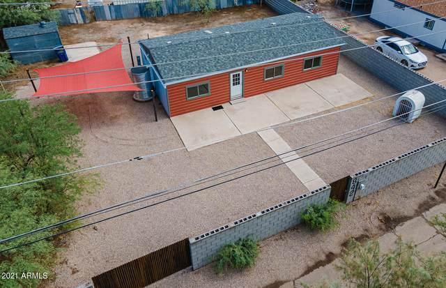 842 W 21ST Street, Tucson, AZ 85745 (MLS #6264212) :: Executive Realty Advisors
