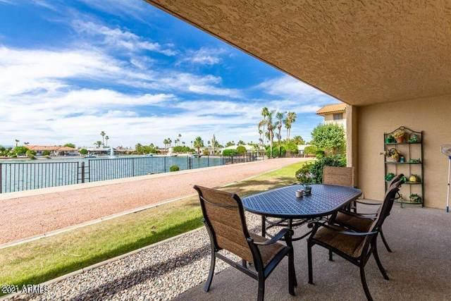 10330 W Thunderbird Boulevard C112, Sun City, AZ 85351 (MLS #6264423) :: CANAM Realty Group
