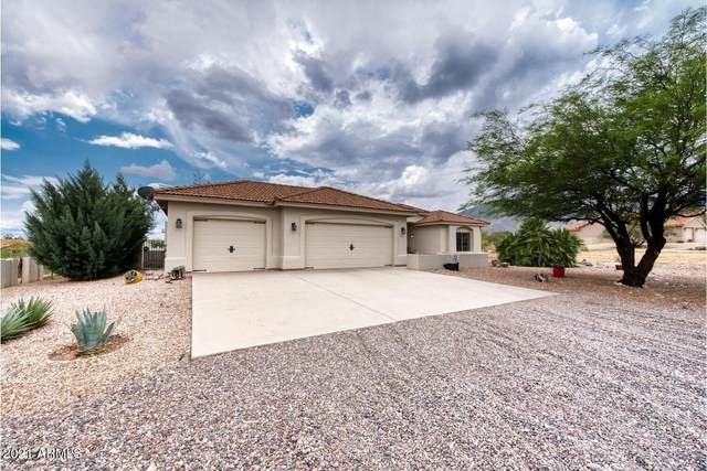 5878 E Hickory Court, Hereford, AZ 85615 (MLS #6264550) :: Conway Real Estate