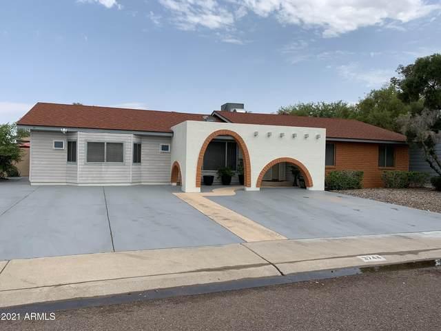 3744 W Kariba Drive, Phoenix, AZ 85051 (MLS #6264580) :: The Laughton Team