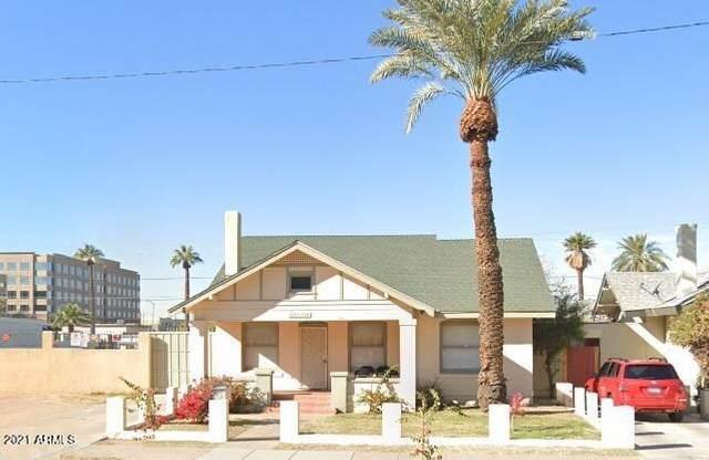 122 N 9TH Avenue, Phoenix, AZ 85007 (MLS #6264662) :: Yost Realty Group at RE/MAX Casa Grande